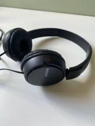 Fone de ouvido Sony original, usado