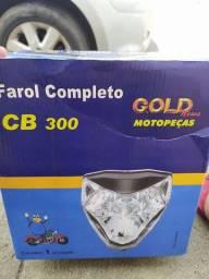 Farol completo CB300