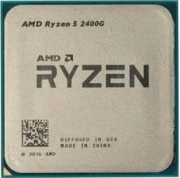 Processador AMD Ryzen 5 2400G com Vega 11