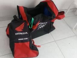 Bolsa para botas personalizada Honda