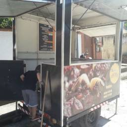 Food truck completo com tudo dentro *