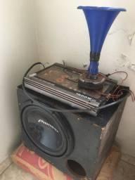 Troco por Rádio Pionner