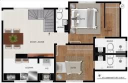 Título do anúncio: Cobertura à venda, 2 quartos, 2 suítes, 3 vagas, Santa Efigênia - Belo Horizonte/MG