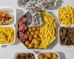 Lanches,porções,Hot dog e combos