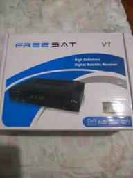 Freesat v7 novo