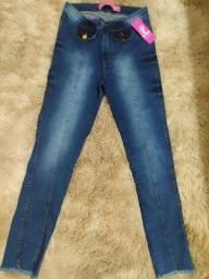 Calça jeans - Tamanho 42