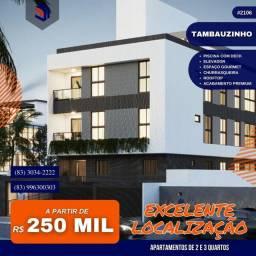Título do anúncio: Apartamento para Venda em João Pessoa, Tambauzinho, 2 dormitórios, 1 suíte, 2 banheiros, 1