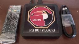 TV box usado