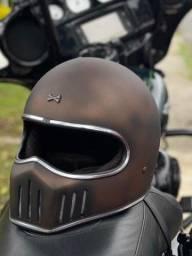 Capacetes Custom modelo Bandit