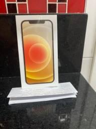 iPhone 12 128gb branco e LACRADO!!!