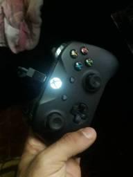 Controle de Xbox one sem fio, com cabo de 3m