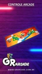 Controle arcade multijogos