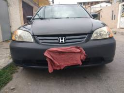 Vendo ou troco Civic 2003 1.7 manual 10.500