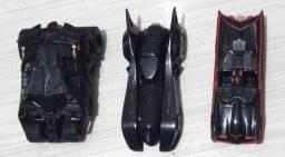 Miniaturas Batman da Shell