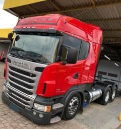 Scania R440   6X2  2013