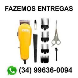 Máquina de Cortar Cabelo Profissinol 110v - Entrega Grátis