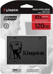 SSD 120GB Kingston Q500 - Loja Dado Digital