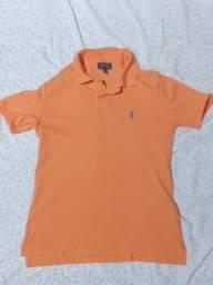 Camisa polo juvenil - Ralph Lauren - 12 anos