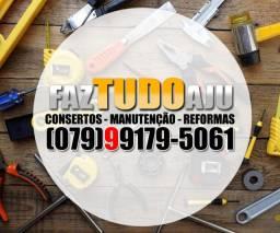 Eletricista - Encanador - Pintor - Faz Tudo - Instalações - Reformas - Reparos