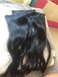 Vendo cabelo brasileiro Virgem