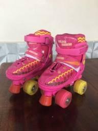 Vendo patins infantil / número 25 até 32