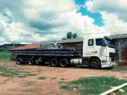 Caminhão cavalo mecânico volvo