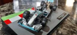 Miniatura F1 Mercedes F1 W05 Hybrid - 2014 Lewis Hamilton