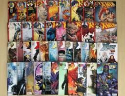 X-Men Mensal (Panini) 1 a 43   [Marvel | HQ Gibi Quadrinhos]