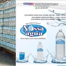 Água Mineral 500ml Nossa Água Pct.