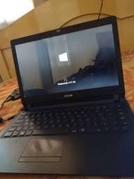 Vendo notebook está novo cce