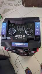 CAIXA BOB amplificada lenoox ca3900