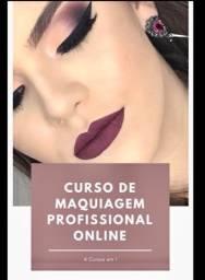 Curso de On-line de Maquiagem Profissional