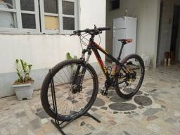 bicicleta starter quadro tamanho 15