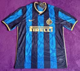 Nova Camisa da Inter de Milão (disponível: G e GG)