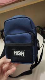 Sholder Bag High Azul