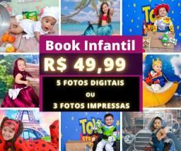 R$ 50 Ensaio infantil barato centro de porto alegre