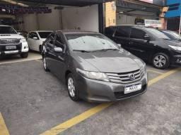 Título do anúncio: Honda city 2011 lx + banco couro completo. Ac auto