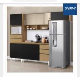 Cozinha Compacta  Belíssima ns D Tudo Para Casa Móveis