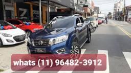 Nissan frotier -2018/2019 2.3 16v turbo diesel le cd 4x4 aut