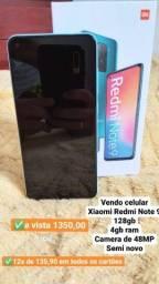 Xiaomi Redmi Note 9 (128gb)