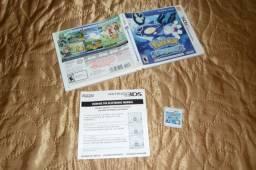 Jogo de Nintendo 3Ds Pokemon Alpha Sapphire [Usa] Completo, Ótimo Estado!
