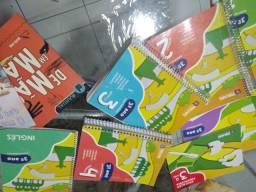 Livros trilhas sistema de ensino 3 ano