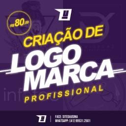 Logomarca profissional só R$80,00