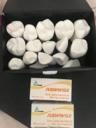 Vendo macromodelo dental