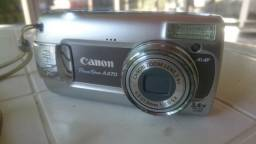 Câmera Canon 7.1MP Powershot A470 (case grátis)