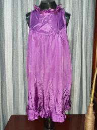 Vestido Lilás - Tamanho  M