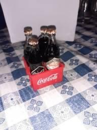 Garrafas Coca-Cola edição especial