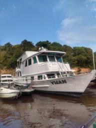 Barco com alto financiamento