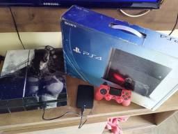 Troco PS4 em nitendo switch lite