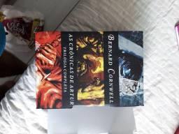 Box livro  as crônicas de Artur garanhuns